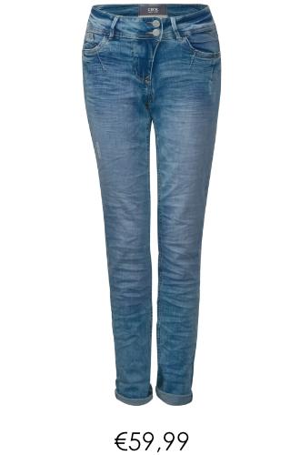 Jeans straight regular fit