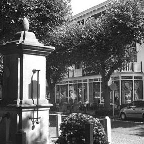 Winkelen in Noordwijk